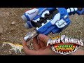 Power Rangers Dino Super Charge Silver Ranger Part 3