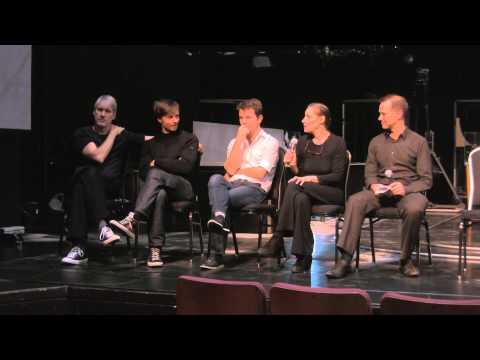 Kiss & Cry - Discussion avec le public
