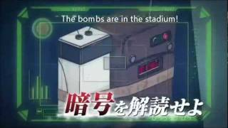 Case Closed: Private Eye in the Distant Sea - Detective Conan Movie 16 : The Eleventh Striker Trailer 1 Eng Sub HD