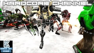 Warhammer 40 000 multiplayer Hardcore #146 Стормзай-Закатплавит