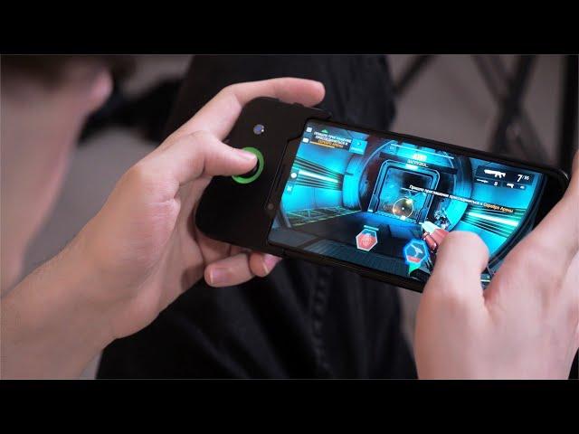 Xiaomi Black Shark рожден для игр