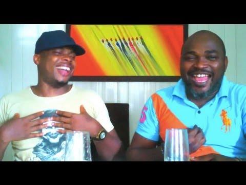 Two Angry Men: Nigerians speak PIDGIN ENGLISH!!