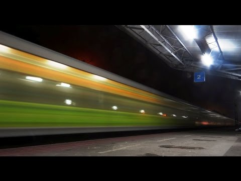High Speed INDIAN RAILWAYS : Rajdhani Duronto Shatabdi Express