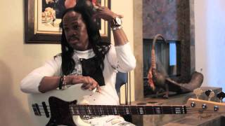 Verdine White Video Interview Part 1