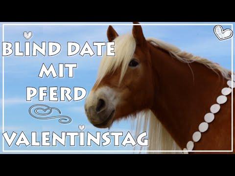 VALENTINSTAG MIT PFERD ♥ Blind Date ✮ - YouTube