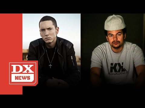 """Alex Da Kid Recalls Arguing With Eminem Over """"Love The Way You Lie"""" Mixing"""