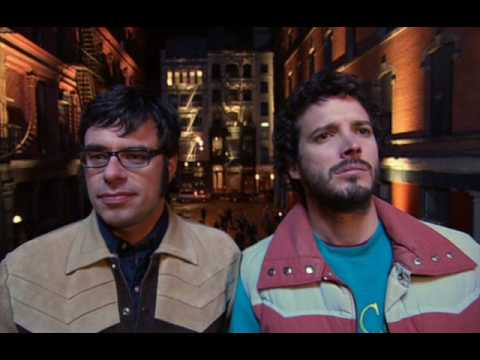 Flight of the Conchords - Pencils in the Wind (Track #4)