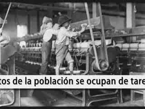 Primera revolucion industrial causas y consecuencias