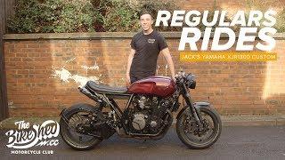 Regulars Rides: Jack's Yamaha XJR1300 custom