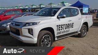 2019 Mitsubishi Strada GLS 2WD - Exterior & Interior Review & Test Drive (Philippines)