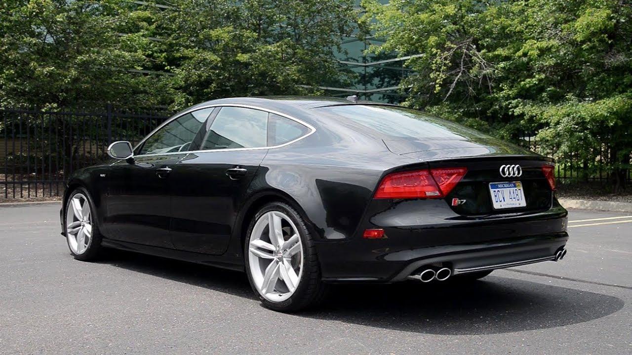 2013 Audi S7 - WR TV Walkaround - YouTube