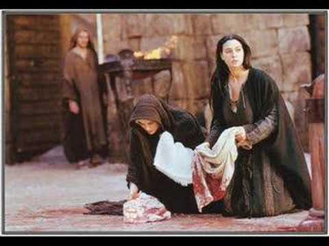 mary Did You Know? From the Passion Of The Christ video