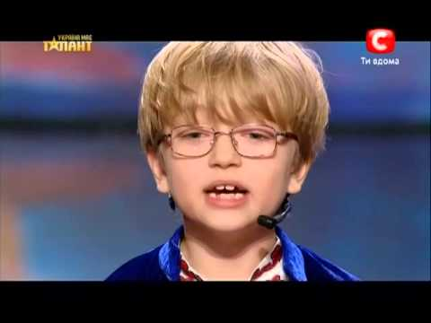 Украина мае талант 5 сезон - Борис Шпилька