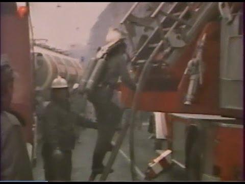 Pożar Filharmonii W Krakowie 11.12.1991