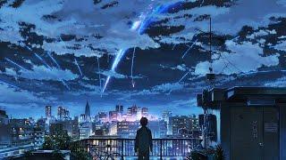 Beautiful Anime Scenery?AMV?- Toui Sora He 1080p [HD]