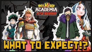 What To Expect From My Hero Academia Season 4