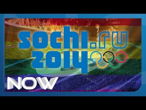 Russian Olympics & Gay Ban - NOW