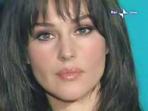 Monica bellucci Video