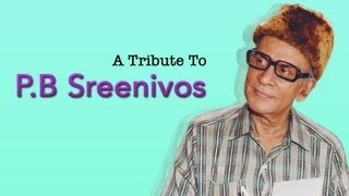 A Tribute To PB Sreenivos Vol 2 Jukebox (Full Songs) youtube video
