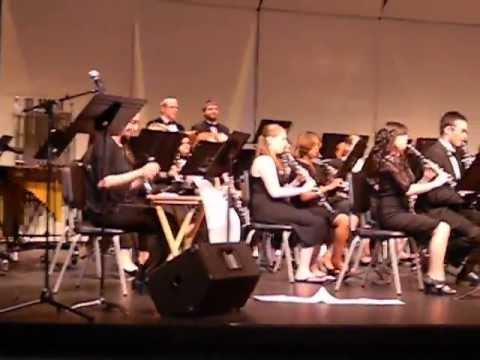 Moraine Valley Community College Concert Band Spring Concert 1of5