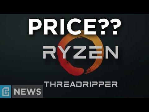 Ryzen Threadripper Price - Is Intel Over??