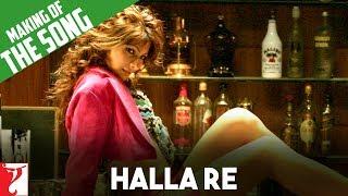 Making Of The Song - Halla Re | Neal 'n' Nikki | Uday Chopra | Tanisha Mukherjee