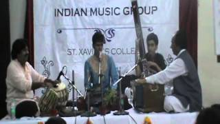 Ghulam Hasan Khan-Raag Madhuvanti