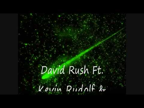 David Rush Ft Kevin Rudolf & Pitbull - Shooting Star Video