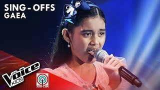 Gaea Salipot - Himala | Sing-Offs | The Voice Kids Philippines Season 4