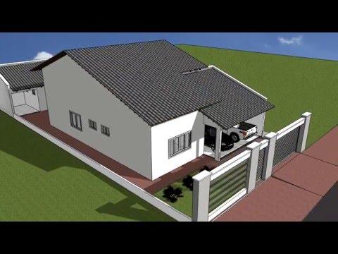Projeto 3d - Casa 05