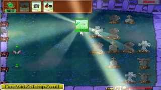 Plantas Vs Zombies Halloween - Nivel 2-5 - 1080p HD