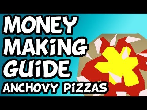 RuneScape Money Making Guide – Anchovy Pizzas