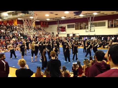 "Lassiter High School Pep Rally - Seniors 2014 ""A Little Party Never Killed Nobody"""