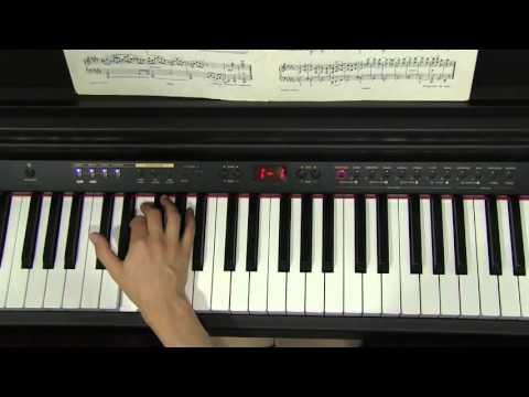 Sonata Księżycowa - L. Van Beethoven Cz. V - Jak Zagrać Na Pianinie Bez Znajomości Nut?
