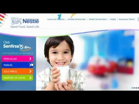 Caso de Éxito - Nestlé Perú