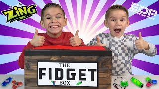 EPIC FIDGET SURPRISE CHALLENGE!!! Everyday Play Fidget Toys