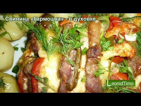 Приготовление свинины гармошкой в духовке рецепты