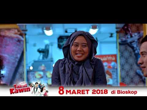Lagu Official Trailer Film Takut Kawin - 8 Maret 2018