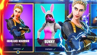 New SKINS Update! DUOS With My LITTLE BROTHER In Fortnite Battle Royale! (New Fortnite Skins Update)