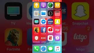 How to get tutu app ,panda helper and tweak box apps back