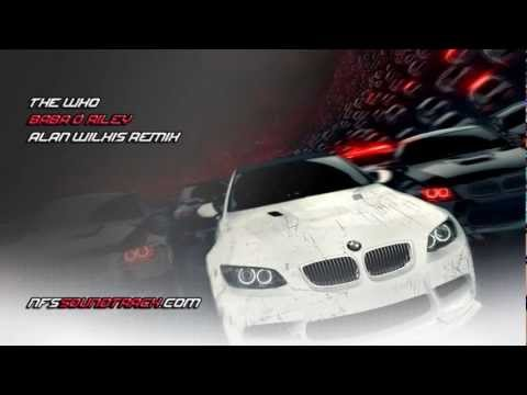 The Who - Baba O'Riley (Alan Wilkis Remix) (NFS Most Wanted 2012)