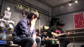 """大和氏による【Vena24/27″ 大和モデル""""Nena""""】のお披露目演奏"""