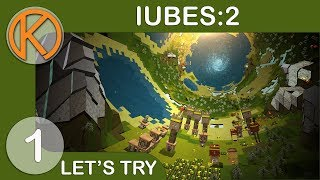 Let's Try Iubes:2   THE SPHERE OF MADNESS - Ep. 1   Let's Play Iubes:2 Gameplay