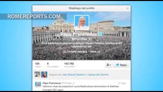 Romereports Vaticano Videos del Papa Francisco Homilias - Las inquietudes y peticiones del Papa a golpe de tuit. Cada vez tiene más seguidores