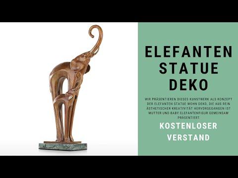 Elefanten Statue Deko Figuren