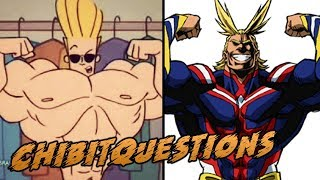 Spot The Similarities   #ChibitQuestions
