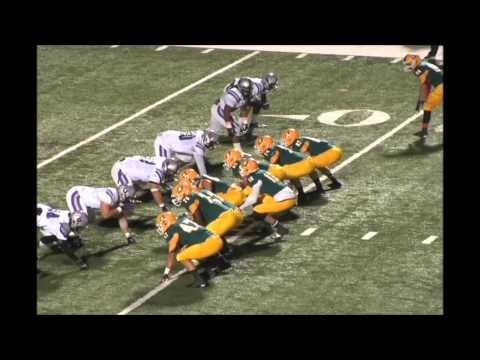 #6 WR Tony McCrea, 5-9, 175, JR, Southeastern Louisiana 2012 Highlights