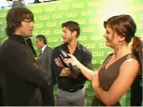 Jensen Ackles & Jared Padalecki talk smack Video