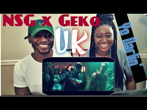 NSG ft. Geko - Yo Darlin' (Official Reaction Video)