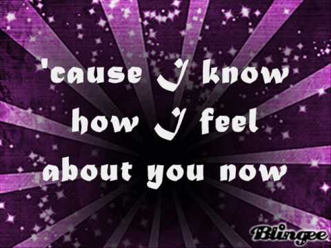 Sugababes Cause I know How I Feel About You now  Lyrics